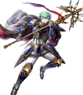 Ephraim (Legendary Lord) Fight