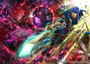 Cipher Seliph Julius Artwork