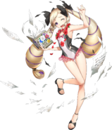 Elise Swimsuit Damaged