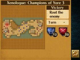 Champions of Yore 3