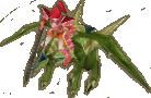 FE10 Jill Dragonlord Sprite