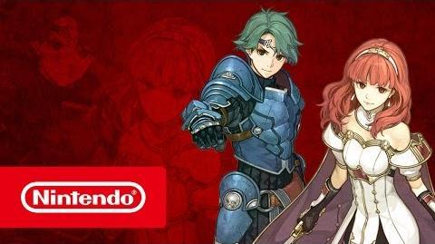 Fire Emblem Echoes - Dos héroes (Nintendo 3DS)