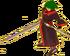 FE9 Homasa Swordmaster Sprite