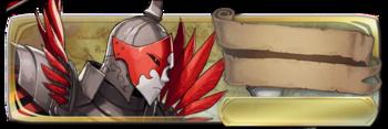 Banner Flame Emperor