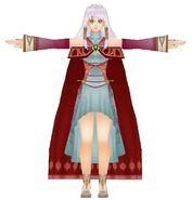FE10 Micaiah Light Priestess