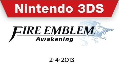 Nintendo 3DS - Fire Emblem Awakening Introduction Video