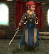 FE13 Swordmaster (Sully)