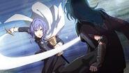 Yuri attacks F!Byleth