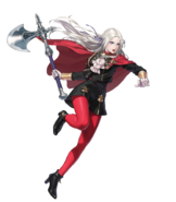 Edelgard Fight