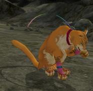 FE10 Cat (Transformed) -Lyre-