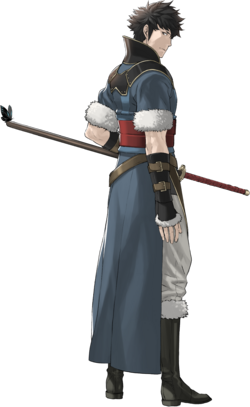 Lon'qu (FE13 Artwork)