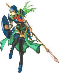 Nephenee (fire emblem radiant dawn)