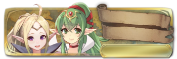 Banner Nowi and Adult Tiki