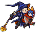 Heroes Hector Dressed-up Duo sprite