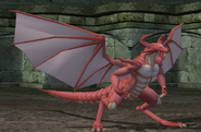 FE9 Red Dragon (Transformed) -Ena-