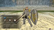 Raphael armored knight
