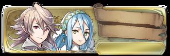 Banner Corrin (M) and Azura