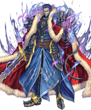 Ashnard Mad King Heroes