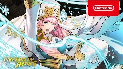 Fire Emblem Heroes - Legendary Hero (Gunnthrá- Voice of Dreams)