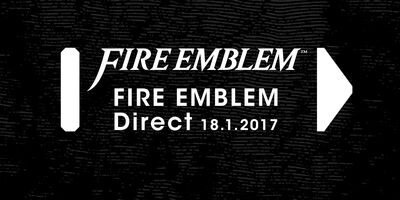 Logo Fire Emblem Direct 18-1-2017