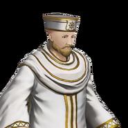 Aytolis Bishop Portrait Warriors
