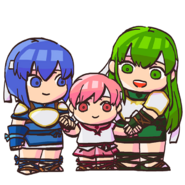 Palla sisterly trio pop01