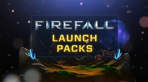 Firefall Launch Packs
