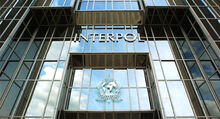 A interpol building
