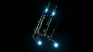 Alliance cruiser