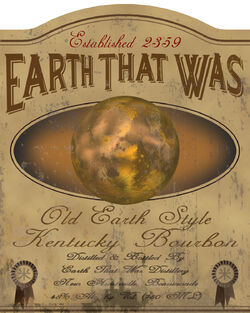 Earth That Was Kentucky Bourbon