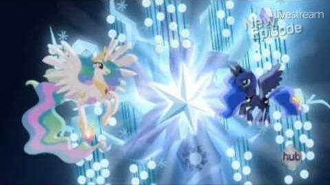 My Little Pony Friendship is Magic -- Season 04 Episode 01&02 Princess Twilight Sparkle LQ