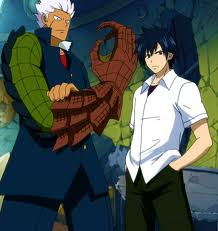 Elfman and gray