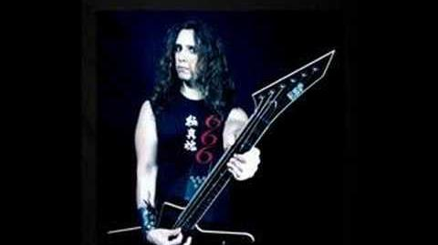 Gus G The Godfather guitar solo