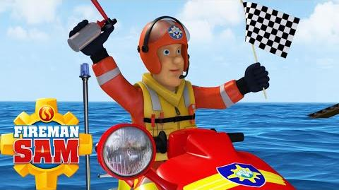 Fireman Sam-The Pontypandy Regatta (U.S Ver