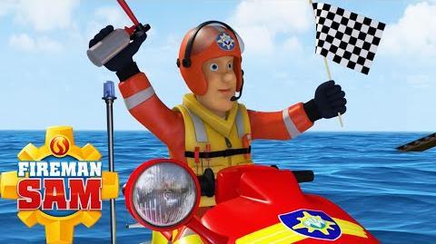 Fireman Sam-The Pontypandy Regatta (U.S Ver.)