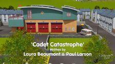 Cadet Castrophe title