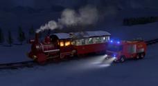 Space Train main