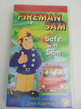 Fire Safety Special (VHS)