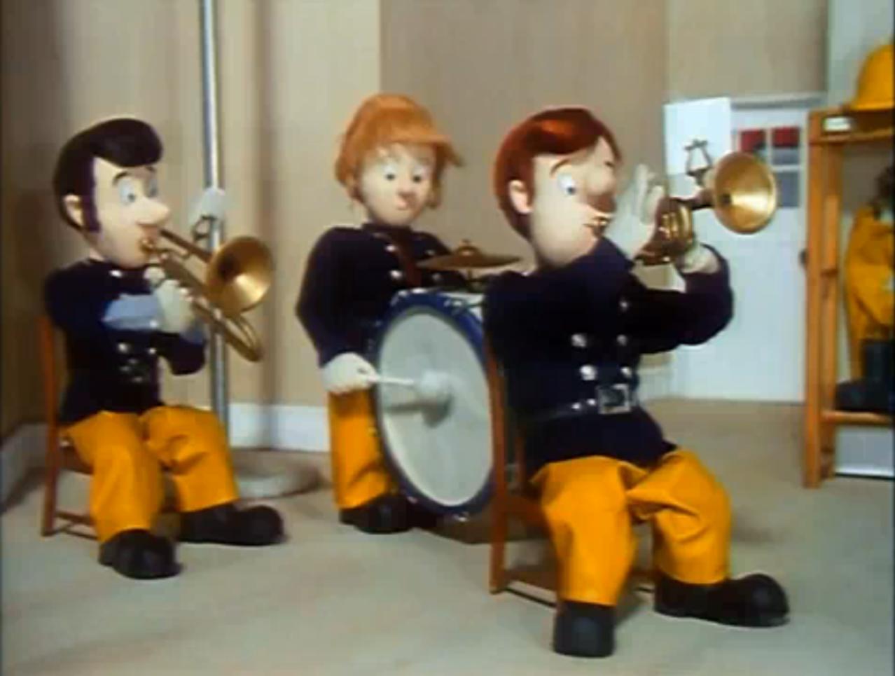 Brass Band  Fireman Sam Wiki  FANDOM powered by Wikia
