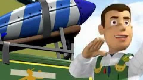 Fireman Sam Mike's Rocket