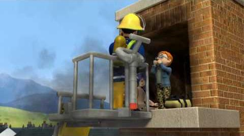 Fireman Sam - The Great Fire Of Pontypandy - Song