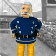 Station Officer Steele  Fireman Sam Wiki  FANDOM powered by Wikia