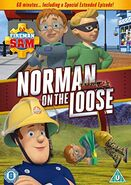 Return of Norman Man DVD