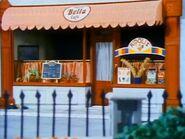 Bella's café