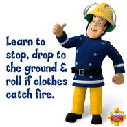 Sam's Safety Tip