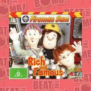 Rich and Famous AUS dvd
