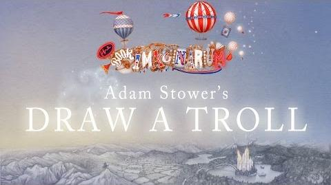 Draw A Troll with Adam Stower!