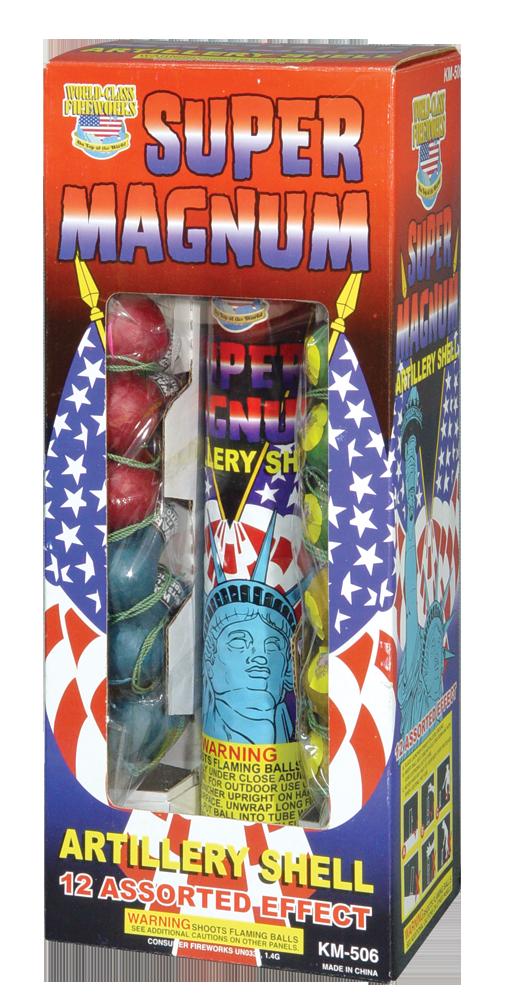 Super Magnum Artillery Shell | Firework Wiki | FANDOM