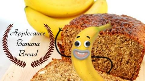 Banana Joe Eats Applesauce