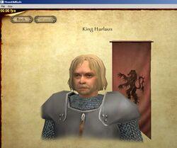 King Harlau